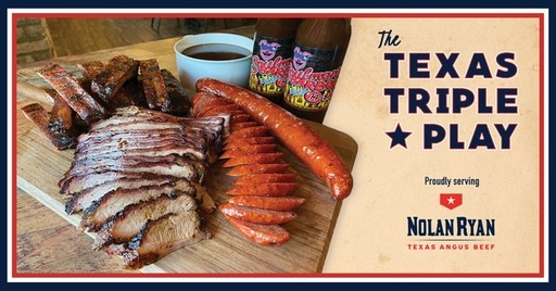 Soulman's Texas Triple Play