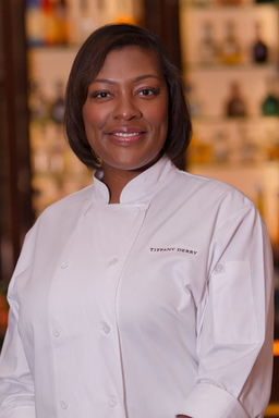 Top Chef All-Star Tiffany Derry