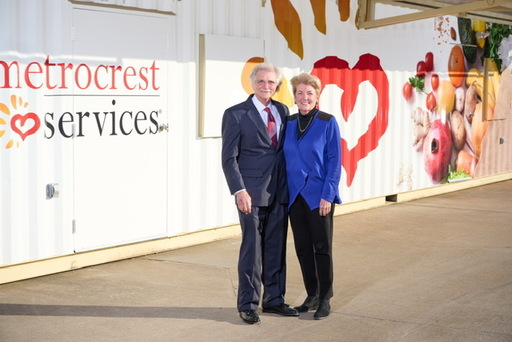 Metrocrest Services 50th  Anniversary Co-Chairs