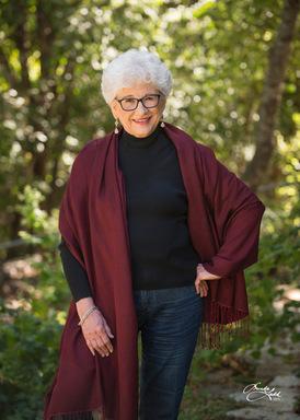 Author Myra Hargrave McIlvain