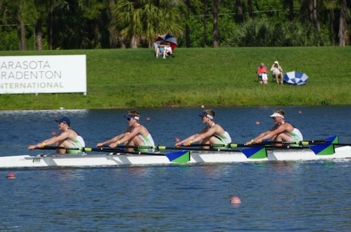 WRR Men's Varsity Quad at Youth Nationals