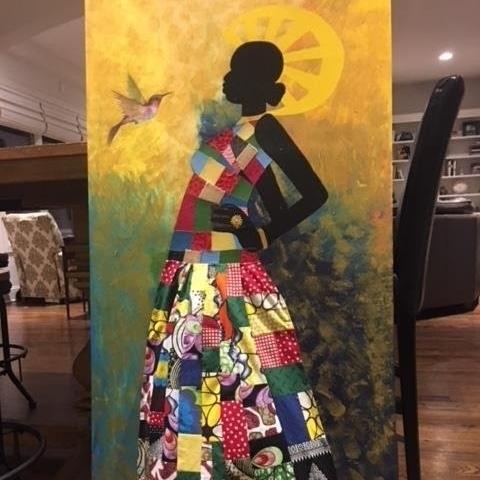 Gala Class Projects Help Create Young Artists Dallas International School Dallas Tx